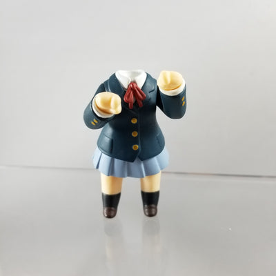 104 - Azusa's K-On Dark Blue School Uniform (option B)