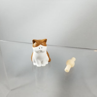 Nendoroid More: Sitting Cat