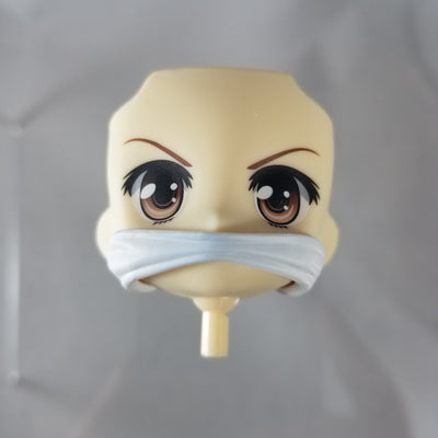 203-3 -Ohana's Faceplate with Mouth Gag