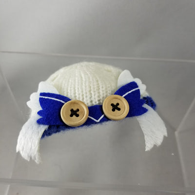 570 -Snow Owl Miku's Real Yarn Hat