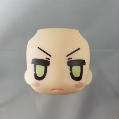 358-3 -Saber Extra's Chibi Frowning Face
