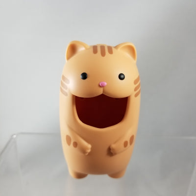 Nendoroid More: Face Parts Case -Tabby Cat