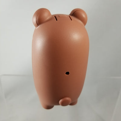 Nendoroid More: Face Parts Case -Brown Bear