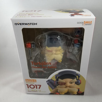 1017 -Torbjorn Complete and Unopened
