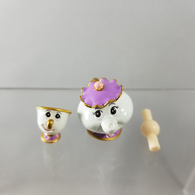 755 -Belle's Companions, Mrs. Potts & Chip