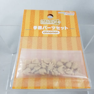 Nendoroid Doll: Hand Parts Set (9 Pairs of Hands) CINNAMON