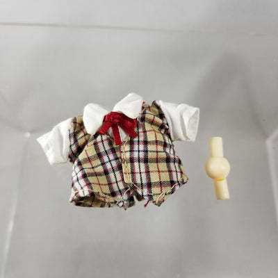 Nendoroid Doll: White Rabbit's Shirt with Attached Vest
