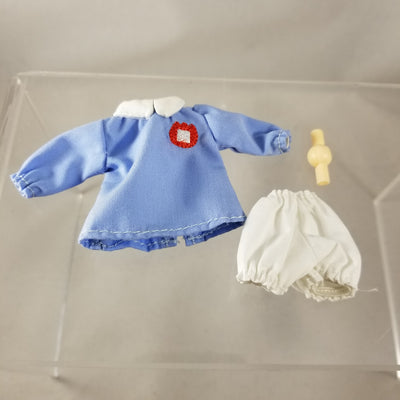 Nendoroid Doll: Outfit Set (Kindergarten) Smock with Undergarments