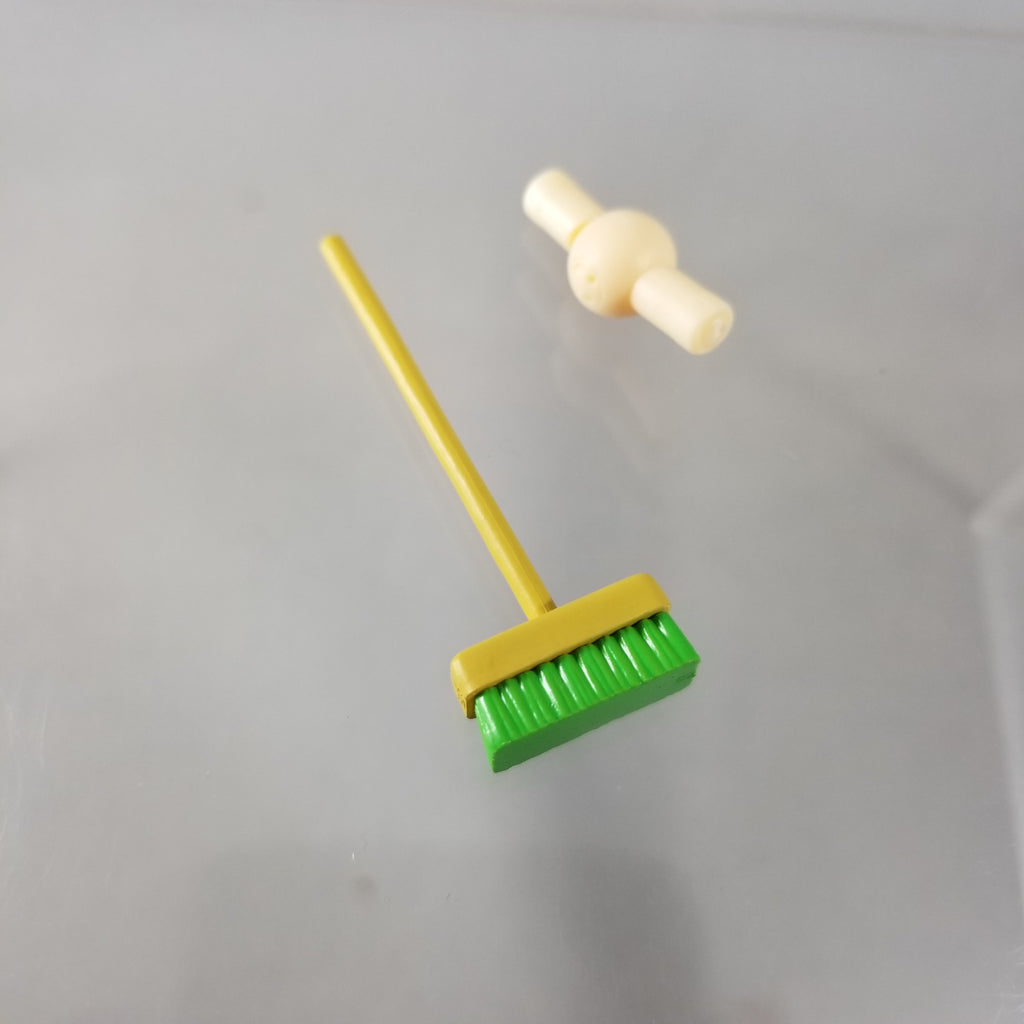 56b -Pixel Maritan's Push Broom (Scrub Brush)