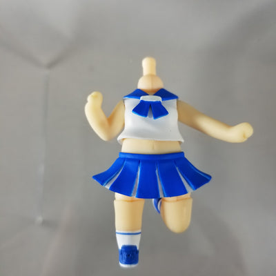 Nendoroid More: Dress Up Cheerleader Active Blue Vers.