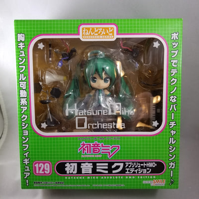 129 -Hatsune Miko Absolute HMO Edition Complete in Box