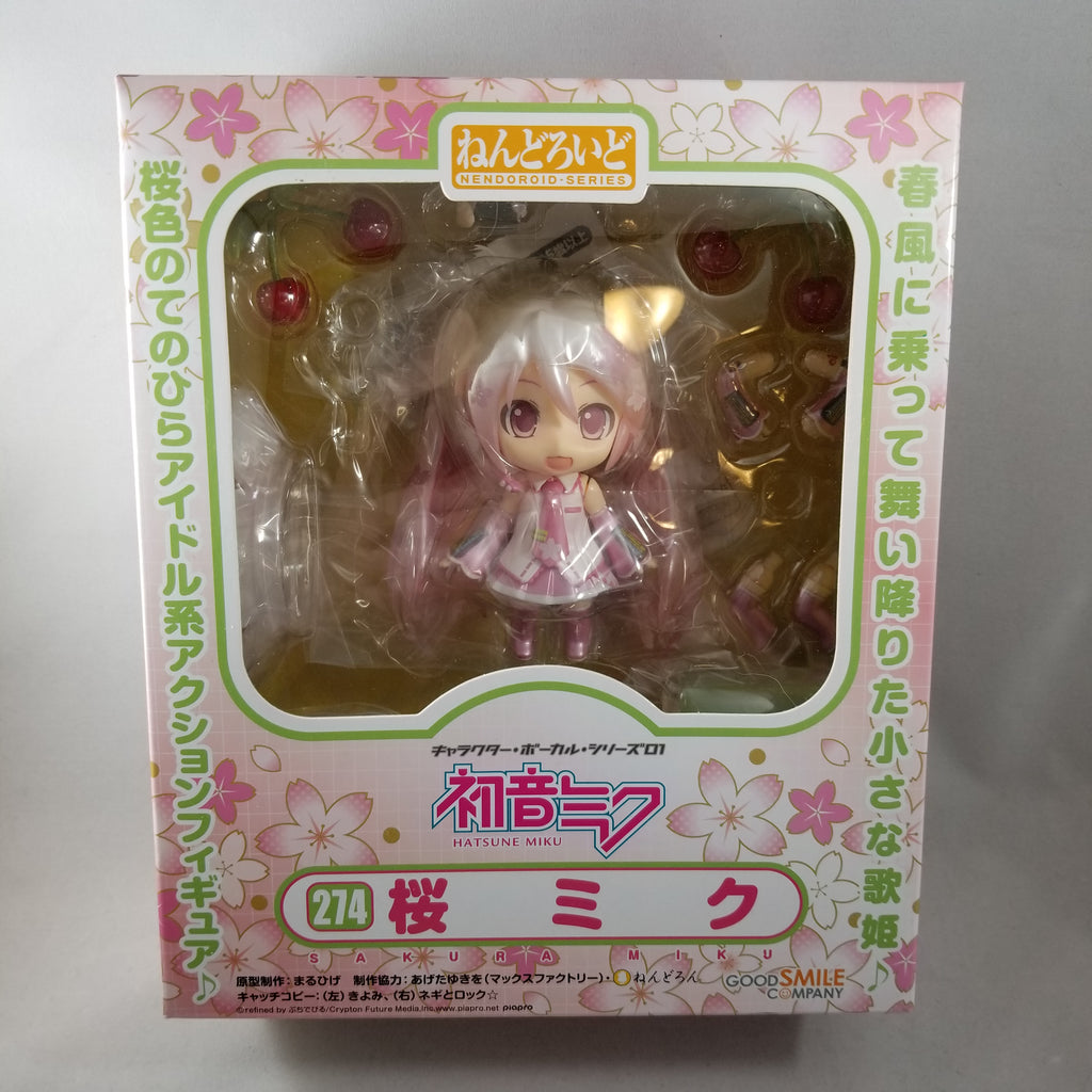 274 -Sakura Miku Complete in Box