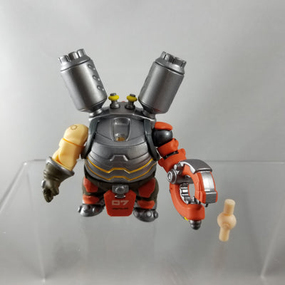 1017 -Torbjorn's Body with Claw Hand
