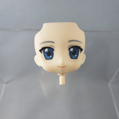 114b-1 -Leina's (Alternate Vers.) Smiling Faceplate
