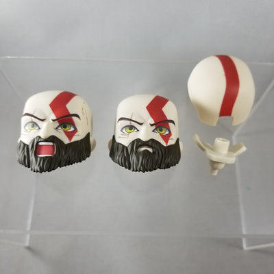 925 -Kratos' Head & Faceplates