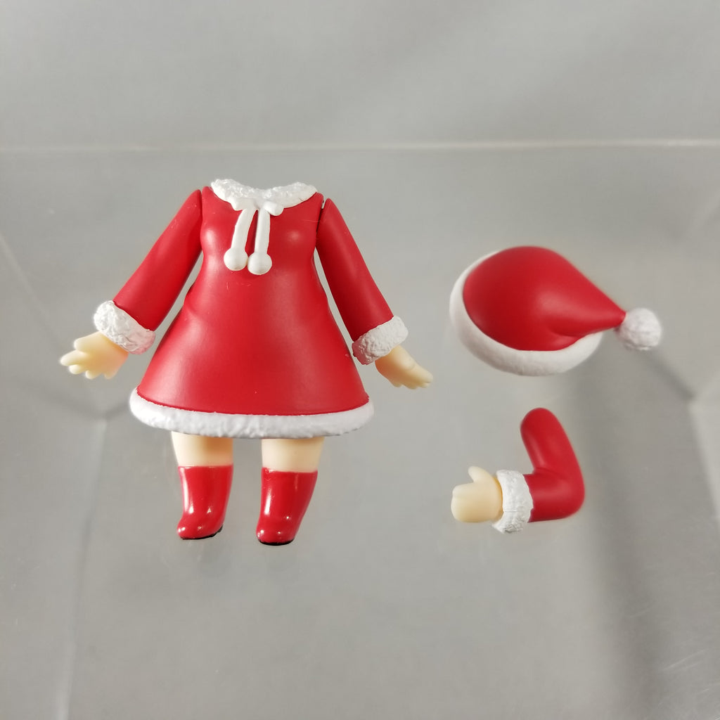 Nendoroid More: Female Santa Christmas Dress with Santa Hat