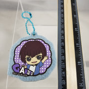 Prince of Tennis -Gakuto Mukahi Felt with Sticker Strap