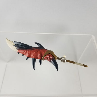 993 - Hunter: Female Rathalos Armor Edition's Sword 'Red Wing'