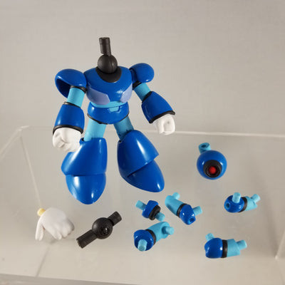 1018 - Mega Man X Body