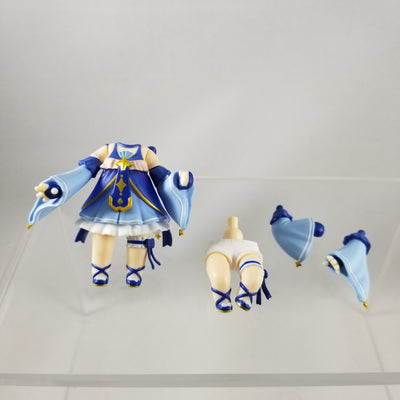 701 -Twinkle Snow Miku's Dress Standing & Sitting