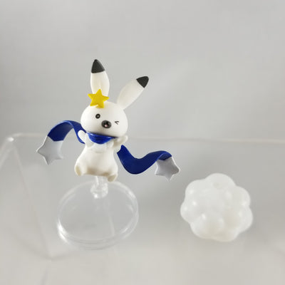701 -Twinkle Snow Miku's Rabbit Yukine with Cloud Seat