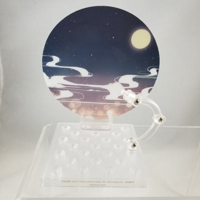 539 -Miku: Harvest Moon Ver. Moon Backdrop with Stand