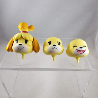 327 -Isabelle (Shizue)'s Standard Version Head & Faces