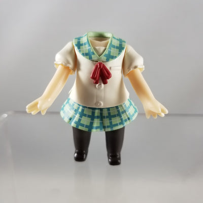 381b -Miku Sailor Suit Vers. SPECIAL COLOR School Uniform Body