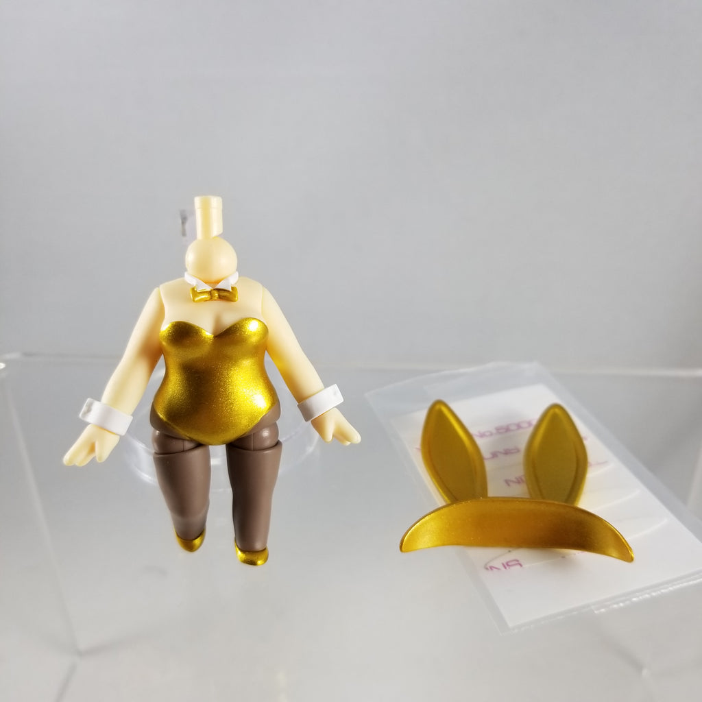 Nendoroid More: Dress Up Bunny - Gold