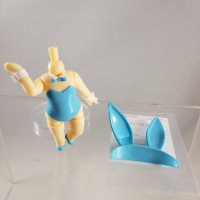 Nendoroid More: Dress Up Bunny - Blue