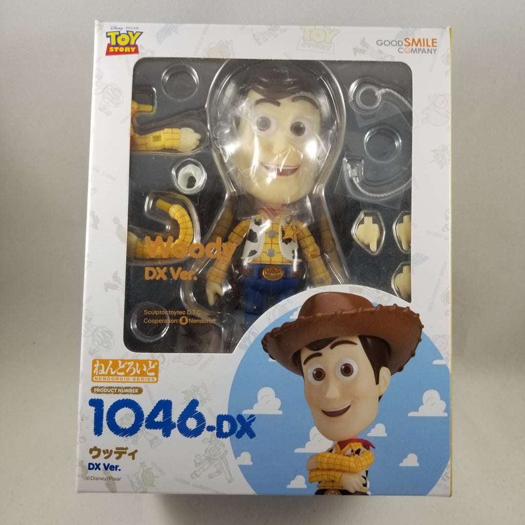 1046-Dx -Woody Dx Vers. Complete in Box