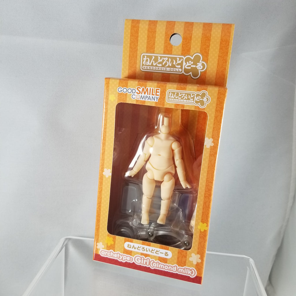Nendoroid Doll Archetype: Almond Milk Girl (Skin-3b)