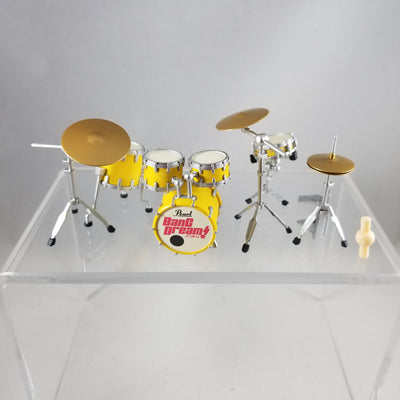 787 -Saya's Drum Kit with Seat