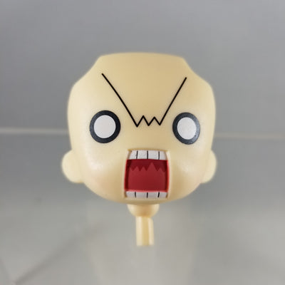 56a -Mari-tan Battle Assault Angry Chibi Face