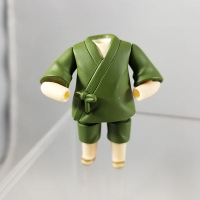 Nendoroid More: Male Jacket and Trouser Green Yukata without Hands