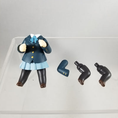 86 - Yui's K-On Dark Blue School Uniform (Option 2)