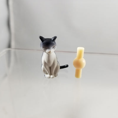 Figma 78 -Aya Kagura Cat Sitting Upright