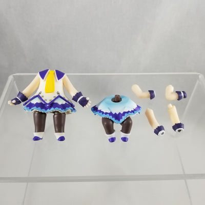 380 -Snow Miku Magical Snow Vers. Dress Standing & Sitting (Option 1)