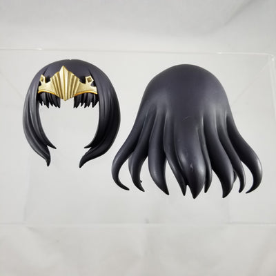 245b -Annelotte's Dark Knight Vers. Hair with Tiara