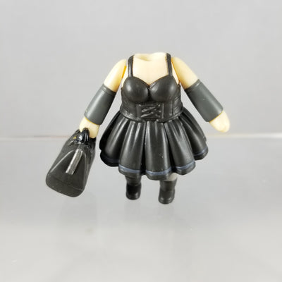 18 -Misa's Gothic Lolita Dress with Bag