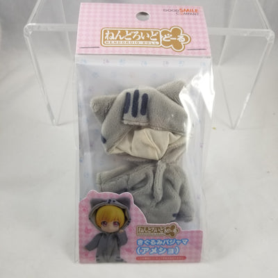 Nendoroid Doll: Kigurumi Pajamas American Shorthair Cat (Grey)