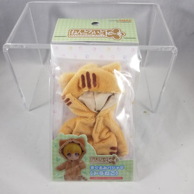 Nendoroid Doll: Kigurumi Pajamas Tabby Cat (Orange)