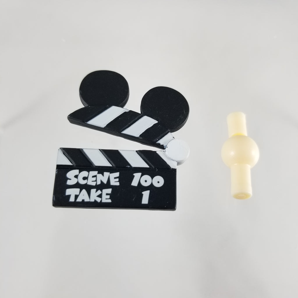 100 -Mickey Mouse's Clapper Board