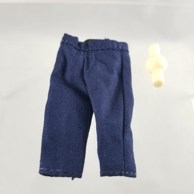 Nendoroid Doll: Navy Blue Suit Pants