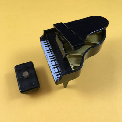 281 - Sakai's piano and bench and bench stand
