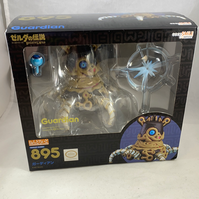 895 -The Guardian from BOTW Complete in Box