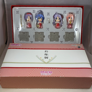 Nendo Petite -Lucky*Star Onenga Set Complete in Box