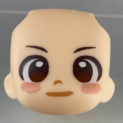 Nendoroid More Face Swap 04: Cross-Eyed Smile by Hyogonsuke
