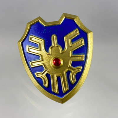 1285 -The Luminary's Erdwin's Shield with Luminary Mark on Hand
