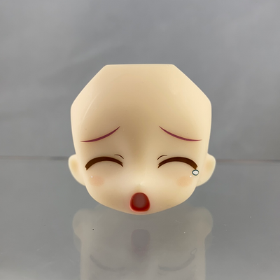 Cu-poche 40-E -FRAME ARMS girl MATERIA WHITE Scared Face